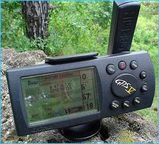 GPS V az 1500. ládánál átlagol