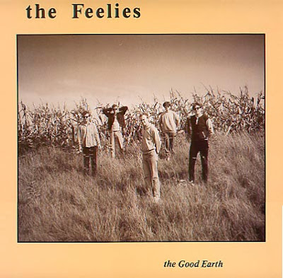 The Feelies the Good Earth release