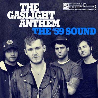 Review: The Gaslight Anthem 59 Sound jersey punk lite story