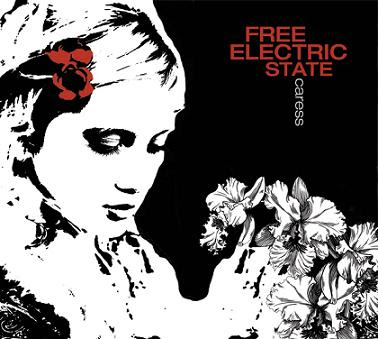 Caress my electric guitar by Free Electric State