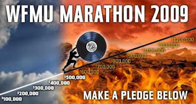 Time to pledge to WFMU.org