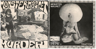 Monster Magnet Murder b/w Tractor 7 inch
