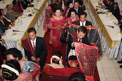 Pesta Perkawinan Adat Batak
