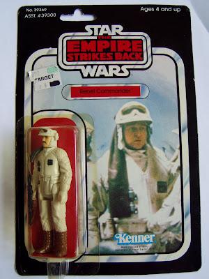 Kenner vintage Star Wars ESB Rebel Snowspeeder-CANON LANCE-HARPON