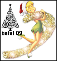 """Selo """"Natal 2009"""""""