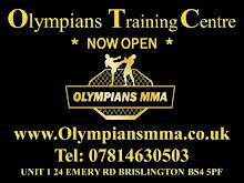 OLYMPIANS MMA BRISTOL