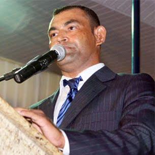 Vereador Edivaldo Santos