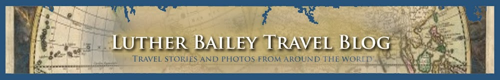 Luther Bailey Travel Blog