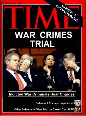 War Criminals on the Cover of Time