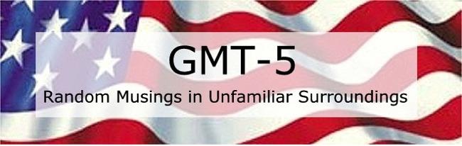 GMT-5