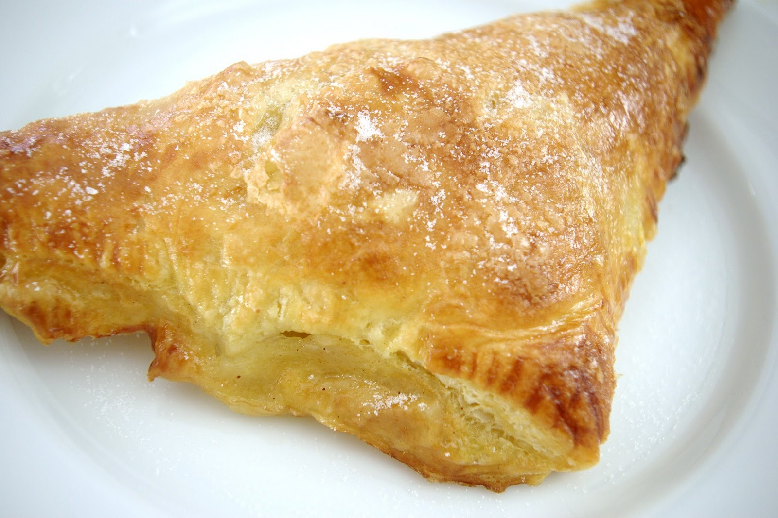 Sprinkles of Parsley: Apple and Dried Cherry Turnover