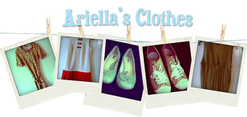 Ariella's clothes