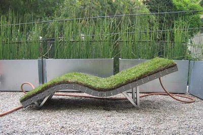 Creative Grass Furniture