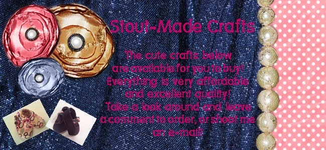 Stout-Made Crafts