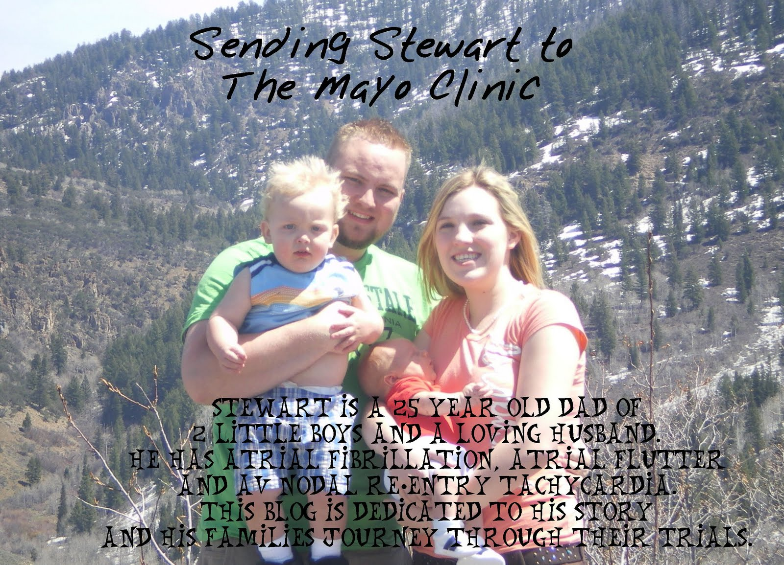 Sending Stewart To The Mayo Clinic