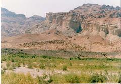 تصویری لز قبرستان قدیمی ارمنیان در جلفا (نخجوان) قبل از 1998