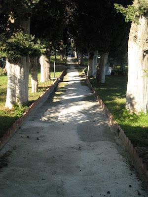 Periana y pedanias diciembre 2008 for Cementerio jardin del mar