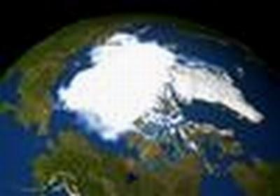 polar ice cap nasa - photo #27