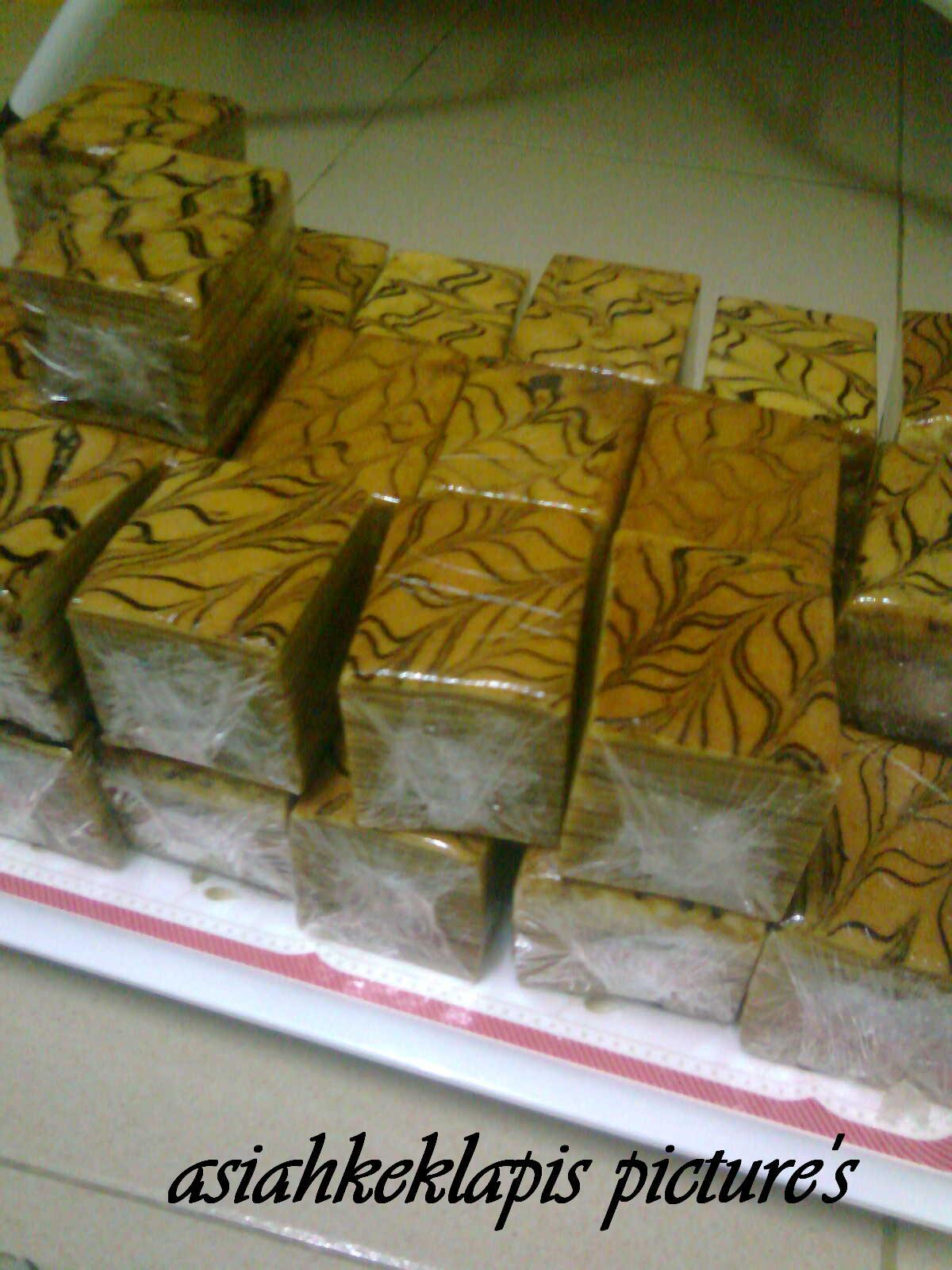 Asiah kek lapis doorgift utk perkahwinan tunang hari jadi for Idea door gift cukur jambul