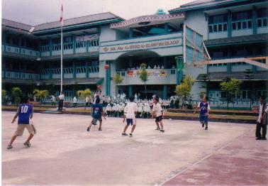 Green Camp SMA Plus Al-Irsyad Cilacap