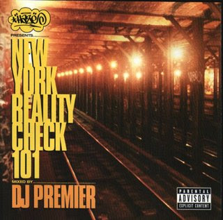 DJ Premier - New York Reality Check 101 (1998)[INFO]