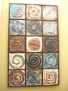 Cer mica creativa paco m ez - Murales de ceramica artistica ...