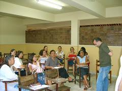 Visita a los socios del interior (Capanema)