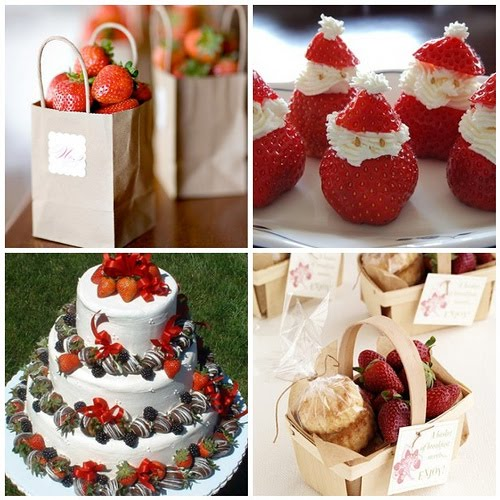 Best Christmas Wedding Cake Decorations