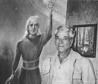 Rare George Adamski UFO Sightings From The Archive They Said Didn't Exist Adamski1