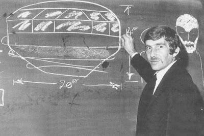 The Mysterious Alan Godfrey Close UFO Encounter & Alien Abduction Case in 1980 Godfrey1
