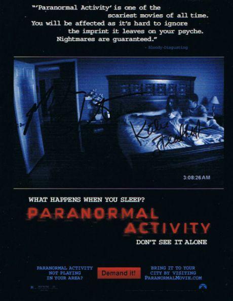 paranormal activity cast - photo #35