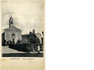 La nostra chiesa negli anni 4o