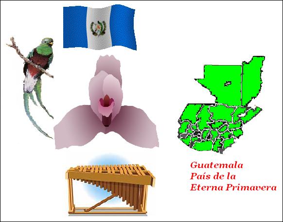 Desde mi bella Guatemala