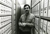 El archivero de La Raqueta
