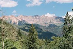 The La Plata Mountains