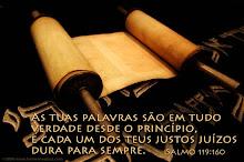 Salmo 119.160