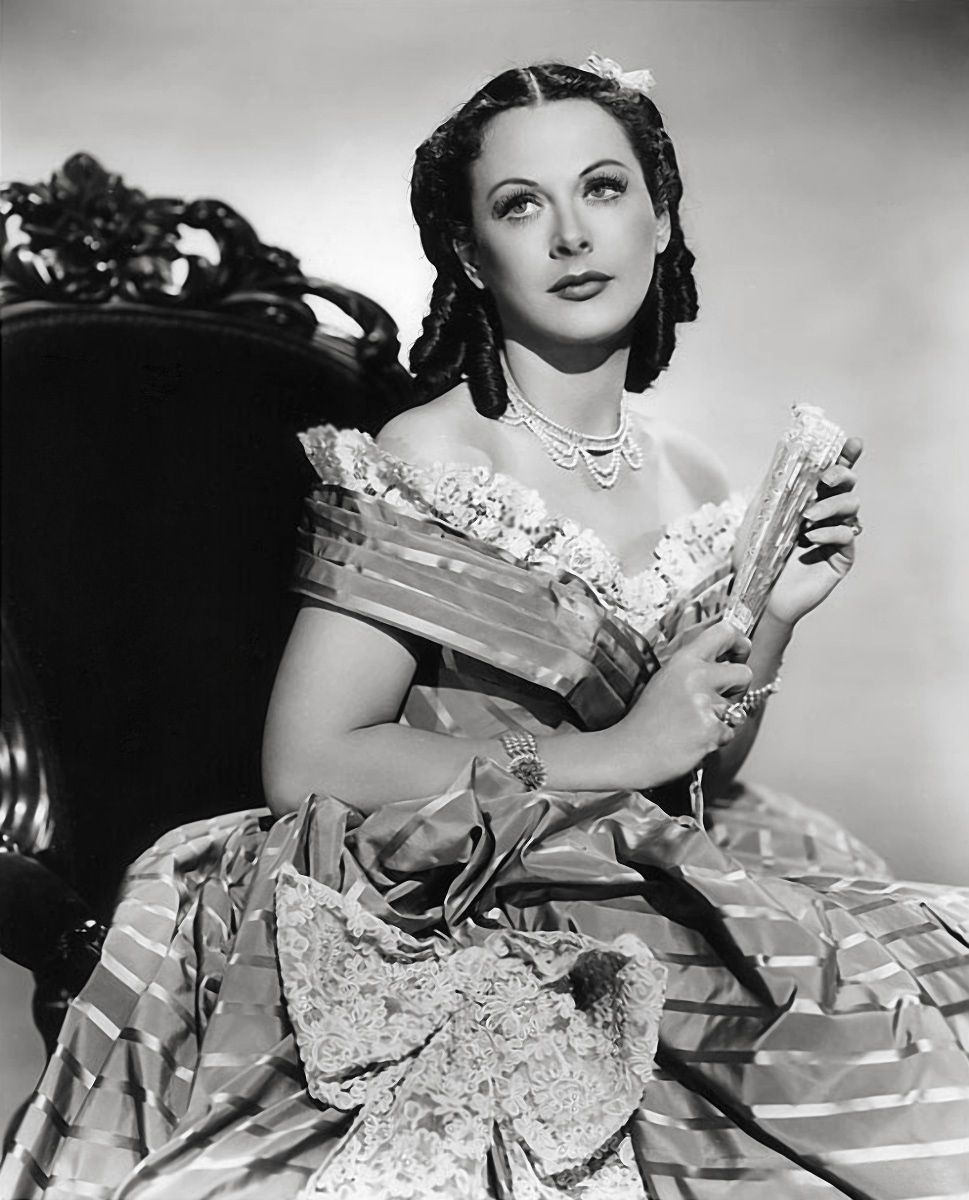 Hedy Lamarr - Picture