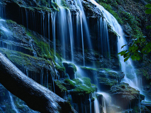 Living Waterfalls #2