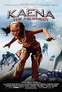 Filme Poster Kaena A Profecia DVDRip XviD Dublado