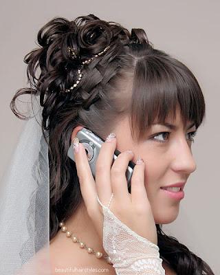wedding hair sytle