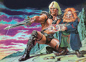 He-Man y Wildor (MOTU FILM 80)