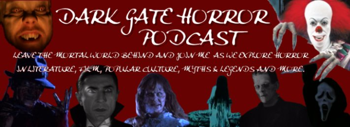 Dark Gate Horror Podcast