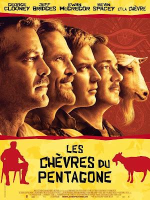 Les Chèvres du Pentagone  [DVDRIP | FRENCH] [US]