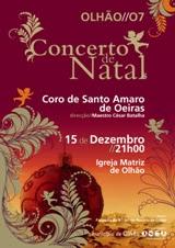 Concerto de Natal com Coro de Santo Amaro de Oeiras