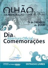 Olhão da Restauração - 200 Anos - 1808-2008