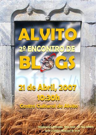 2º Encontro de Blogs em Alvito - clique para saber tudo
