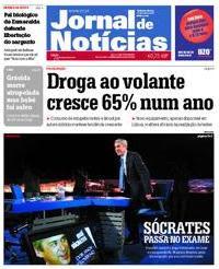 Jornal de Notícias 12/04/2007