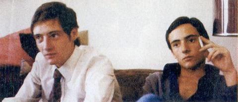 Miguel e Paulo Portas
