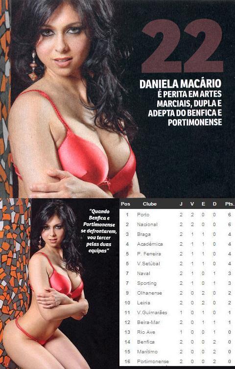 Daniela Macário - Revista J nº 193