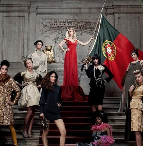 República Portuguesa 1910-2010 (Foto [detalhe]: Frederico Martins para Calendário Karacter 2010)